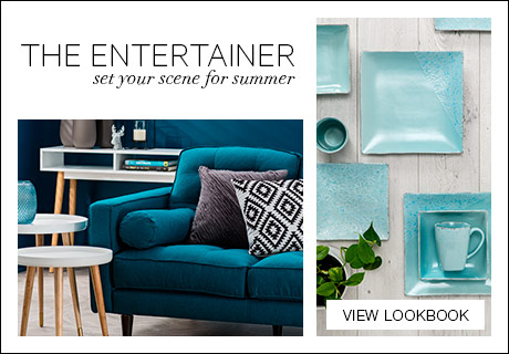 The Entertainer - Set Your Scene For Summer