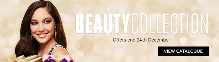 Beauty Collection, Offers End 24th December