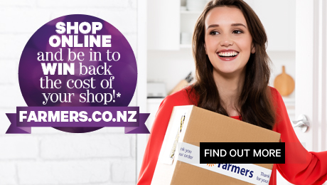Shop Online and be in to win back the cost of your shop!*