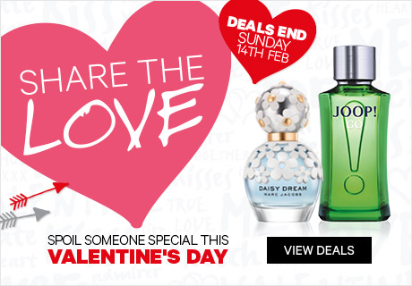 Share The Love - Spoil Someone Special this Valentine's Day