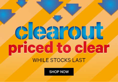 Clearout Priced to Clear