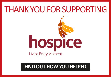Thank You For Supporting Hospice