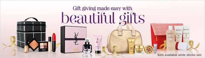 Gift giving made easy with beautiful gifts