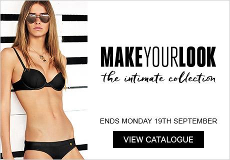 Make Your Look: Shop the Lingerie Catalogue