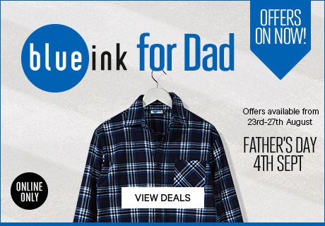 Blue Ink Gift Ideas for Dad