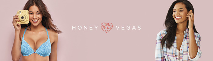 Shop Honey Vegas Lingerie