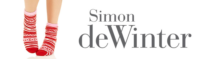 Shop Simon De Winter Socks & Hosiery