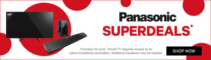 Panasonic Superdeals