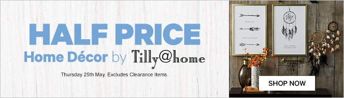 Half Price Home Decor by Tilly@Home
