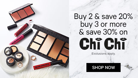 Buy 2 and save 20%, buy 3 or more and save 30% on chi chi