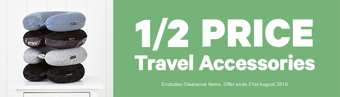 1/2 Price Travel Accessories