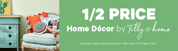 1/2 Price Home Decor by Tilly@home