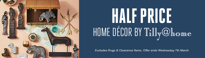 New Season Home Catalogue Half Price Home Decor by Tilly@home