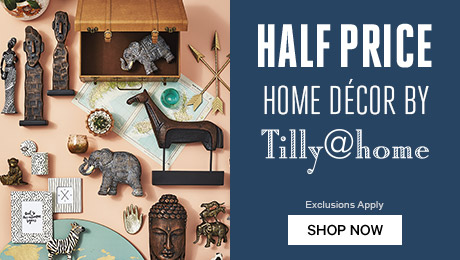 New Season Home: Half Price Home Decor by Tilly@home