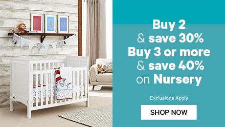 Buy 2 & Save 30% Buy 3 or more & save 40% on Nursery