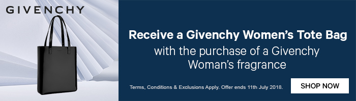 receive a givenchy women's tote bag with the purchase of a givenchy woman's fragrance