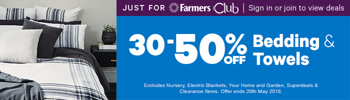 Farmers Club Exclusive | Shop Now!