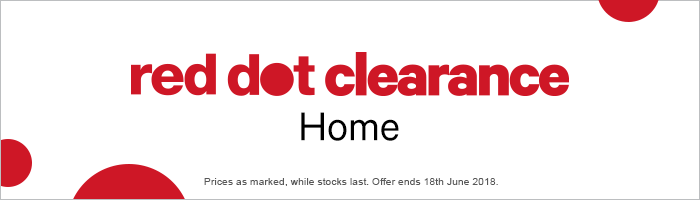 Red Dot Clearance Home