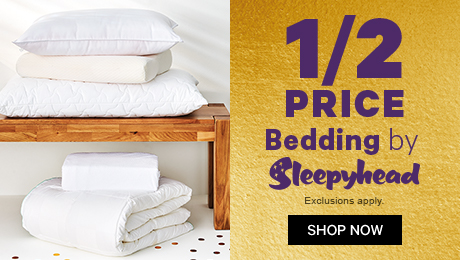 1/2 Price Bedding by Sleepyhead
