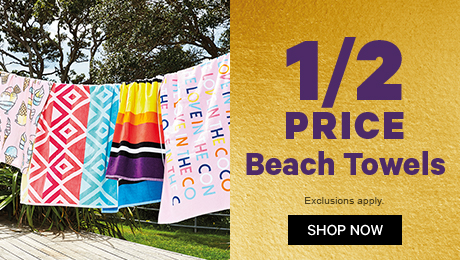 1/2 Price Beach Towels