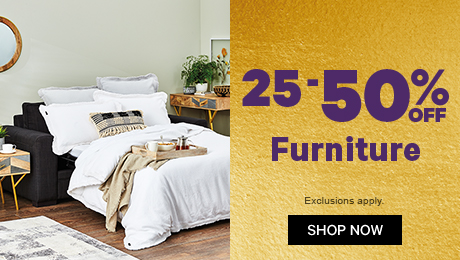 25-50% off Furniture