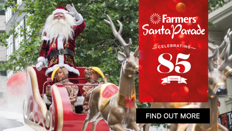 Farmers Santa Parade, Celebrating 85 Years