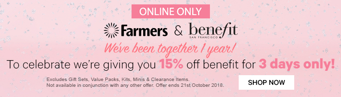 farmers & benefit, we've been together 1 year!