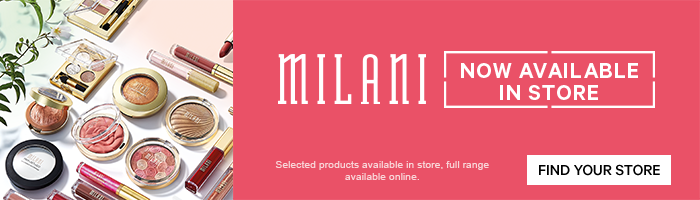 milani now available in store