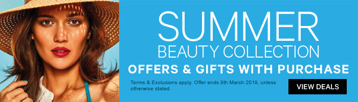 Summer Beauty Collection - Offers & Gifts with Purchase