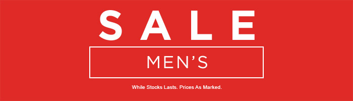 End Of Season Sale - Men's