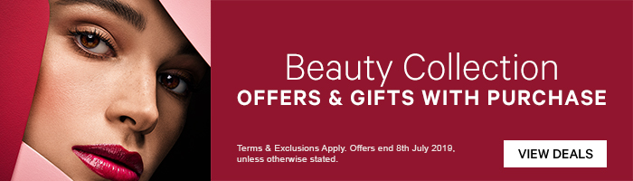 Beauty Collection - Offers & Gifts with Purchase