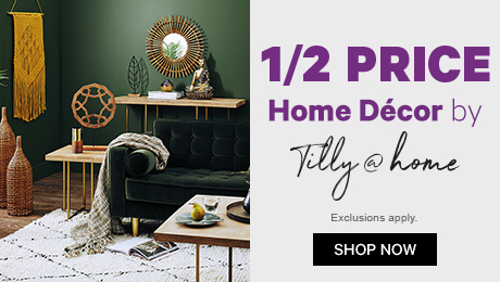 1/2 Price Home Décor by Tilly@home