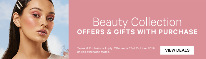 Beauty Collection Offers & Gifts with Purchase