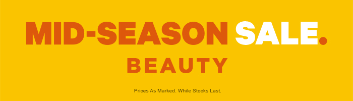 Mid-Season Sale Beauty