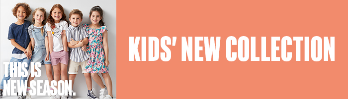 Kids' New Collection
