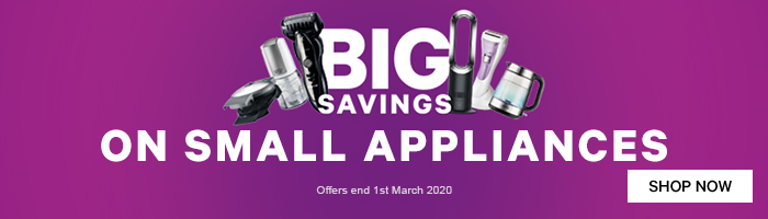 Big Savings on Small Appliances