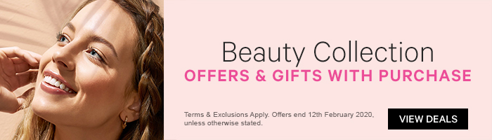 Beauty Collection - Offers and Gifts with Purchase