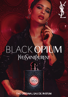 Yves Saint Laurent | Black Opium