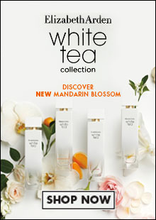 Elizabeth Arden - White Tea Fragrance Collection | New White Tea Mandarin Blossom