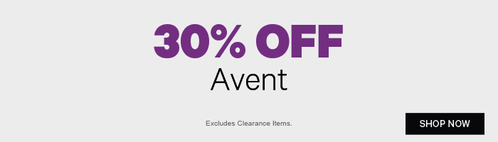 30% off Avent