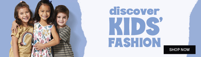 Discover Kids' Fashion