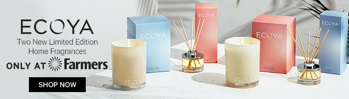 ECOYA - Two New Limited Edition Home Fragrances