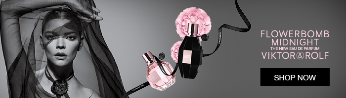 Flowerbomb Midnight the new EDP from Viktor & Rolf