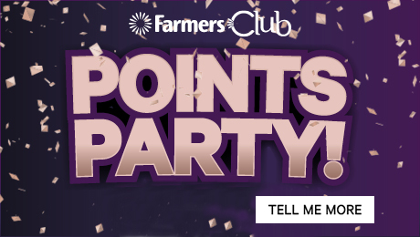 Farmers Club Points Party