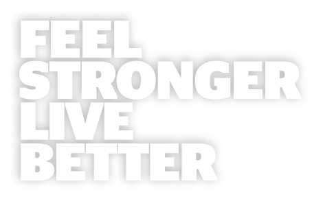 Feel Stronger Live Better