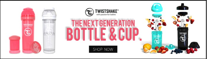 Twistshake - The Next Generation Bottle & Cup