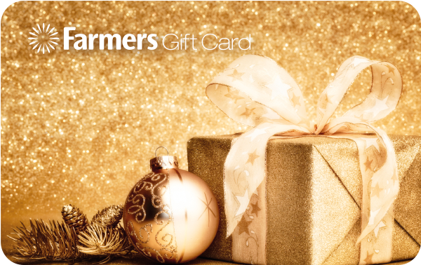 Farmers Gift Cards Buy Online