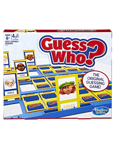 Hasbro Games Guess Who product photo