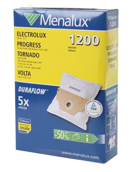 Menalux Vacuum Bag 1200 product photo