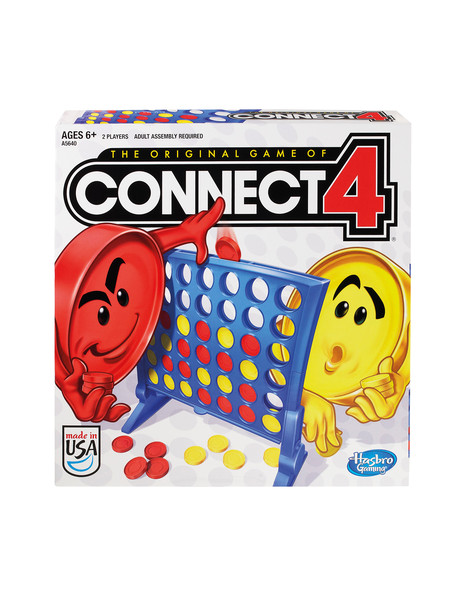 Hasbro Games Connect 4 Classic Grid product photo